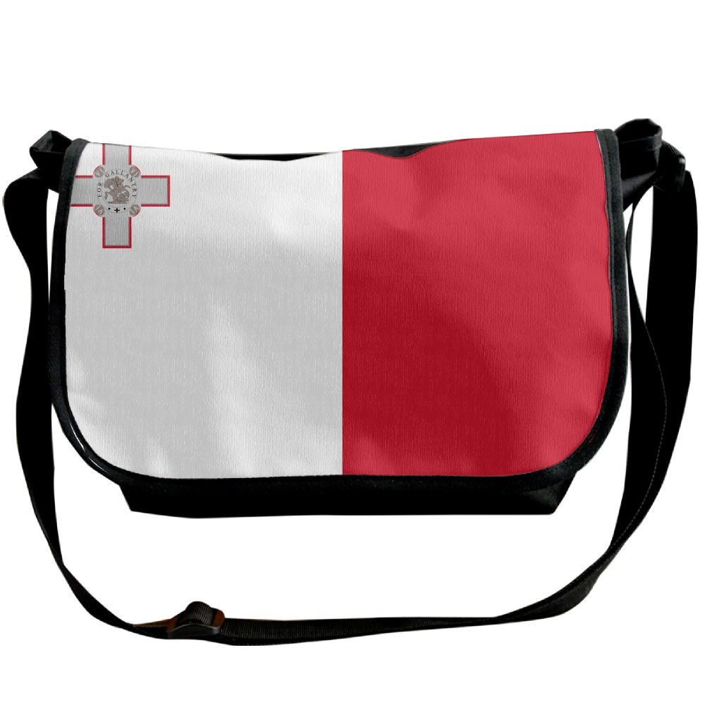 58168e46666d 50%OFF Futong Huaxia Maltese Flag Travel Messenger Bags Casual Handbag  School Shoulder Bag Crossbody
