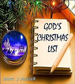 Gods Christmas List