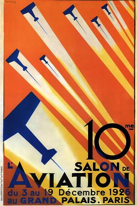 Amazon com: Salon Aviation 1925 Grand Palais Paris France