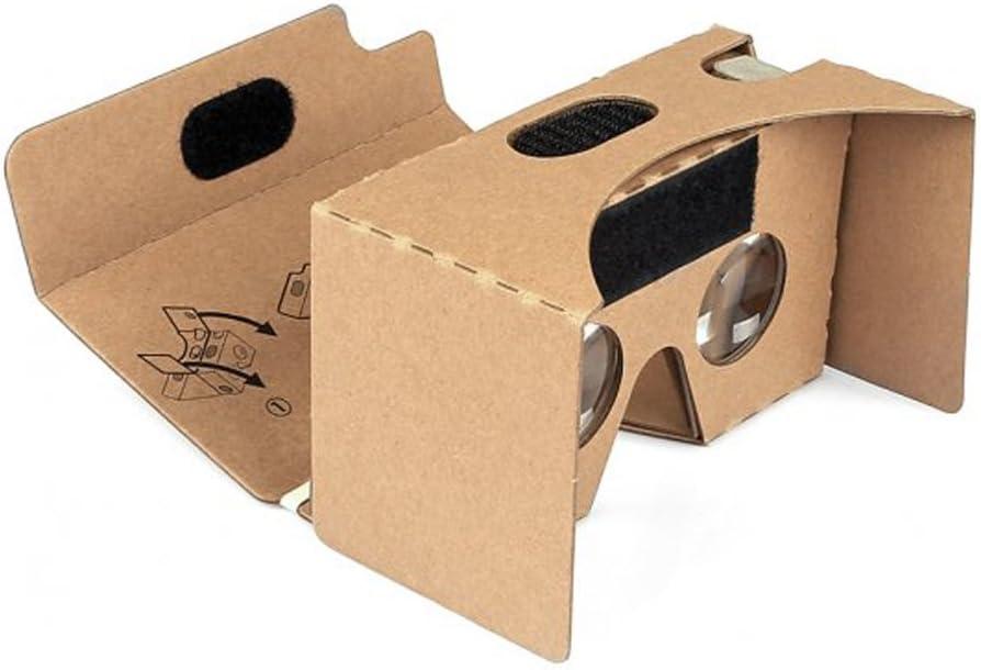 SainSmart DIY Google Virtual Reality 3D Glasses Cardboard