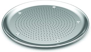 "product image for Nordic Ware Naturals Aluminum Commercial 16"" Hot Air Pizza Crisper, Silver"