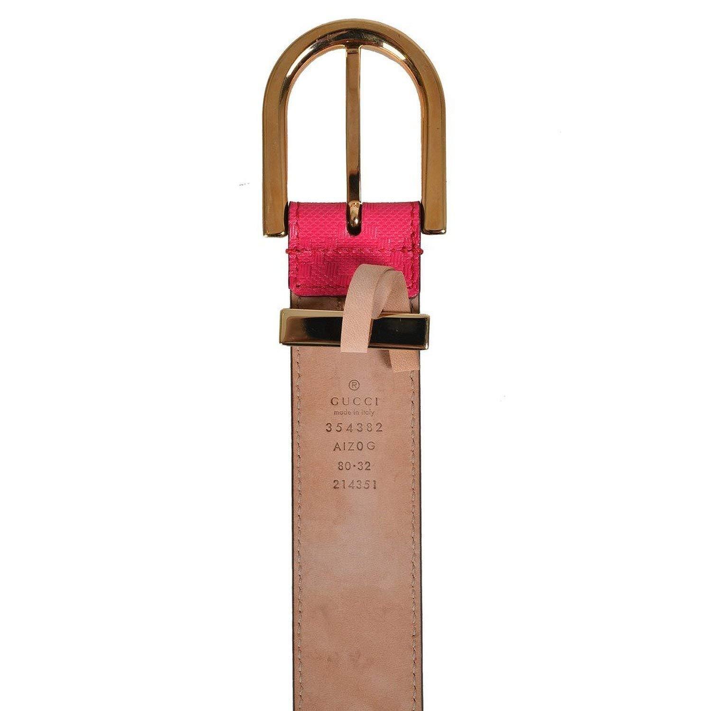 69f61290a5688 Amazon.com  Gucci Diamante Leather Belt 354382