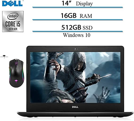Dell Inspiron 14 inch Laptop 2020