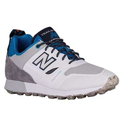 uk availability df426 286ad New Balance Trailbuster (Re-Engineered) White Grey