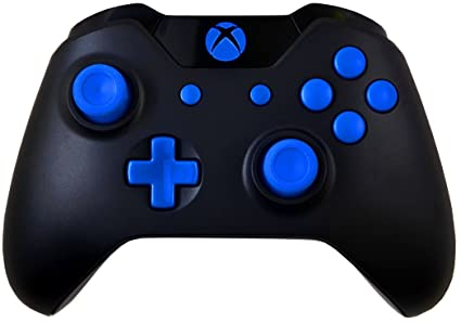 Blue Out 5000+ Modded Xbox One Controller for Black Ops 3 and All Games