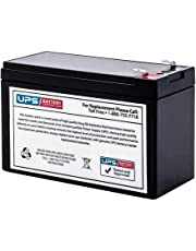 12V 9Ah F2 Compatible Replacement Battery for BE650BB, BE650BB-CN, BE650R, BE650R-CN, BE650G by UPSBatteryCenter®