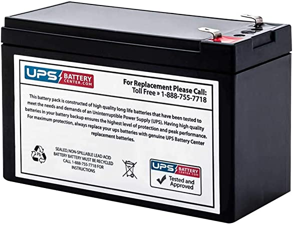 New Battery for ION Audio Road Warrior Portable Speaker - Compatible  Replacement by UPSBatteryCenter