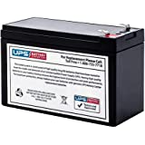 APC Back-UPS ES 750 Battery Backup - 12V 9Ah Compatible Replacement Battery with F2 Terminals by UPSBatteryCenter®