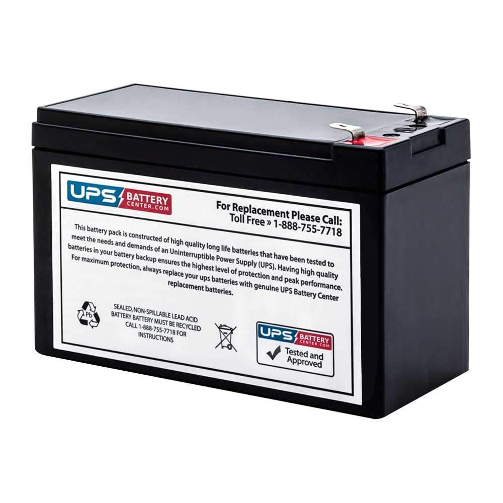 APC Back UPS 650VA BE650G1 Battery UPS Battery Center be650g1-batt