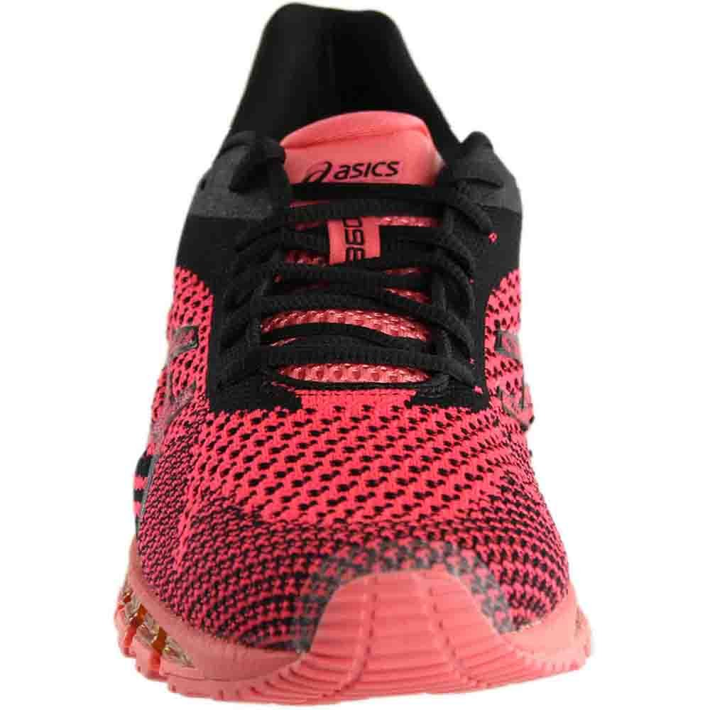 ASICS Women's Gel-Quantum 360 cm Running Shoe B06XF8QGXQ 12 B(M) US|Peach Black/Onyx
