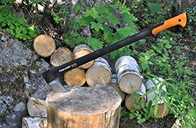 Fiskars X27 Super Splitting Axe, 36-Inch review