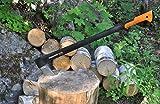 """Fiskars 378841-1002 X27 Super (36"""") Splitting Axe"""