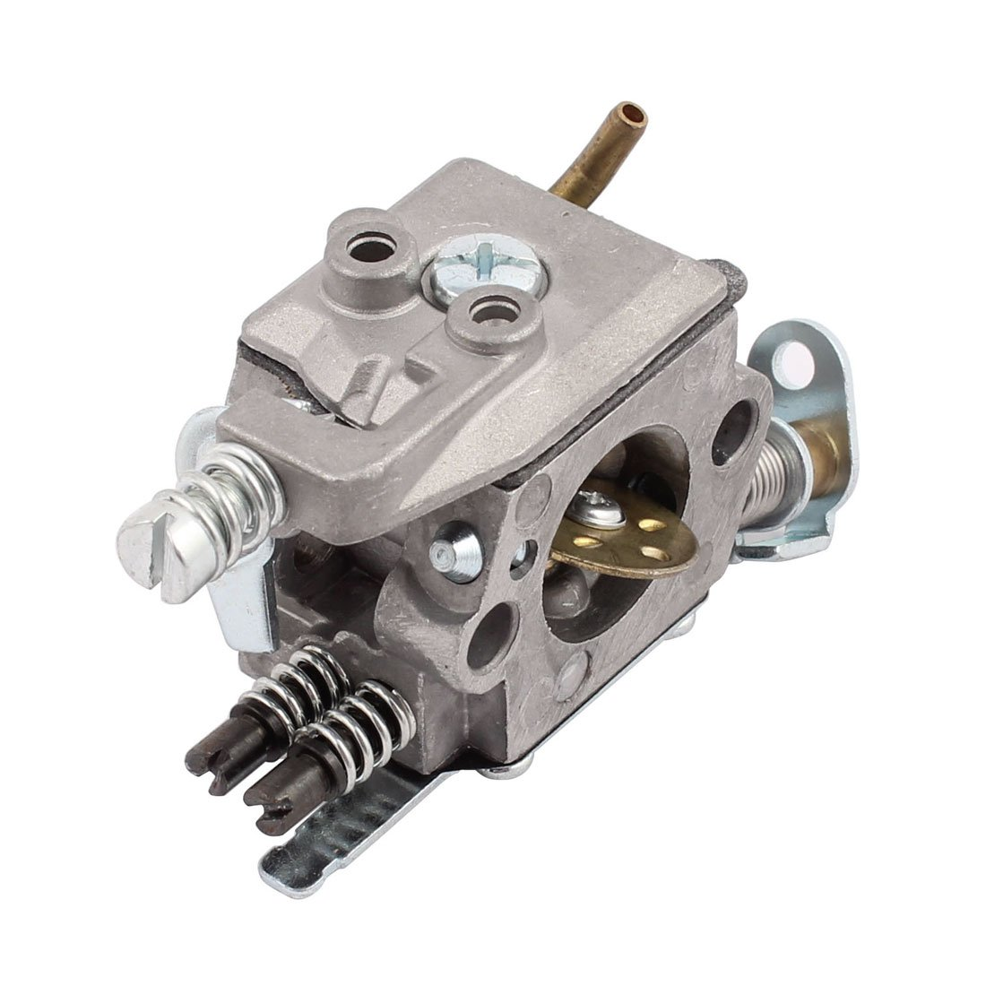 sourcingmap® New WT-834A Carburetor for Husqvarna Chainsaw 136 141 137 142 Carburador Carb a17051900ux1350