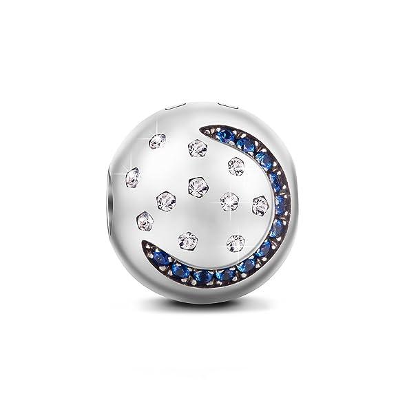 55 opinioni per NinaQueen- Notte stellata- Charms Bead da donna argento sterling 925