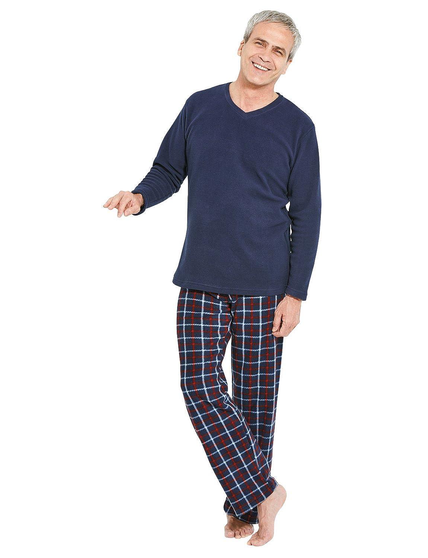Chums Mens Thermal Pyjama Set