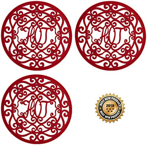 Silicone Trivets Dishes Kitchen Ironworks product image