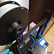 GEEETECH Filamento PLA 1.75mm para impresión 3D, 1kg Spool, Blanco ...
