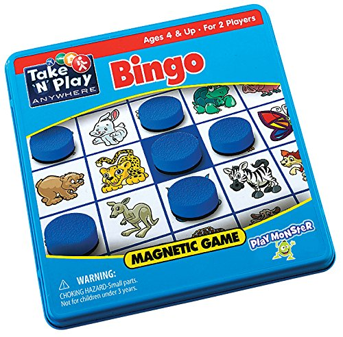 Take 'N' Play Anywhere - Bingo (Best Toad For Rv)