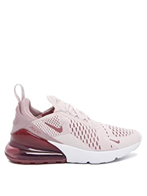 Amazon.com | NIKE Womens Air Max 270 Barely Rose AH6789-601 (Size: 6.5) | Fashion Sneakers