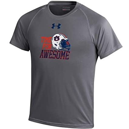 Under Armour Carbon Heather Auburn University Tigers Boy s Tee (YTH ... 7ce2a1d82