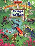 img - for Frogs and Toads (Sticker Stories) book / textbook / text book