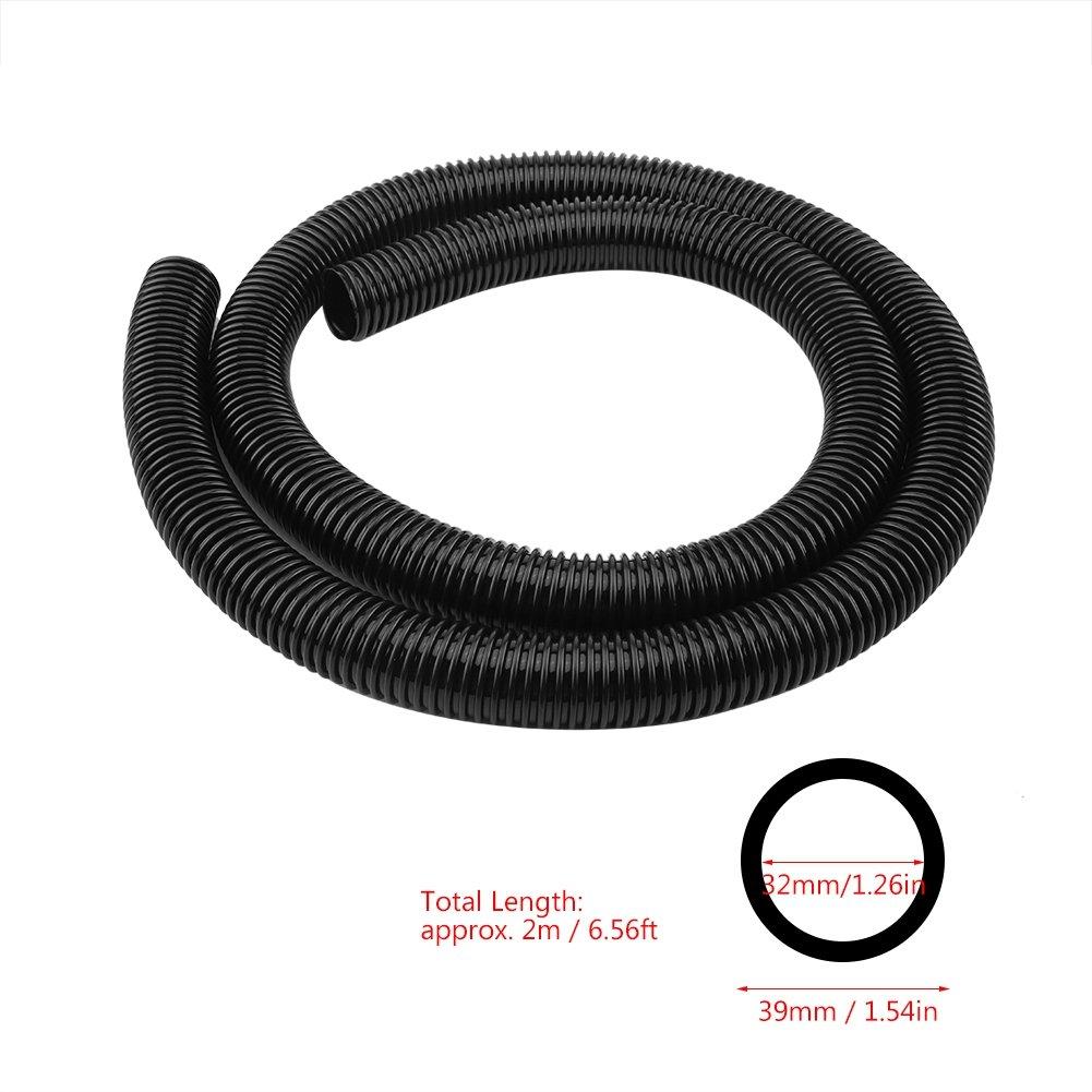 Diametro Interno 32mm e Diametro Esterno 39mm Acouto Tubo Flessibile per aspirapolvere 2 Metri per aspirapolvere