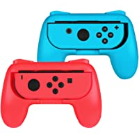 Fintie Grip for Nintendo Switch Joy-Con, [Ergonomic Design] Wear-Resistant Comfort Game Controller Handle Kit for…
