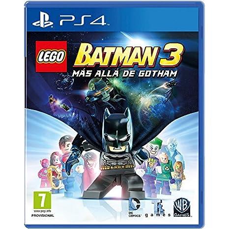 Lego Batman 3 Mas Alla De Gotham Playstation 4 Amazon Es
