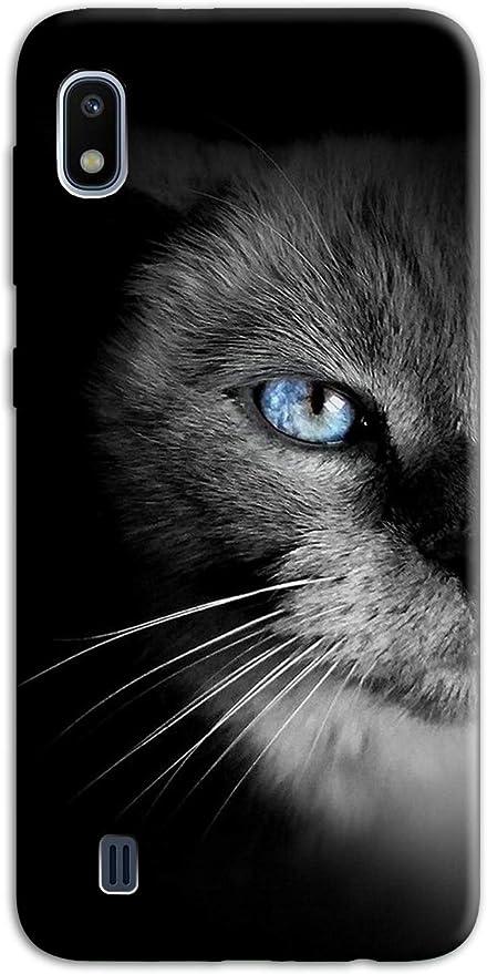 cover samsung galaxy a10 gatto