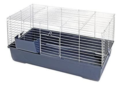 Jaula para roedores Gabbia Baldo 80 80 x 45 x 42 cm: Amazon.es ...