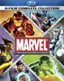 Marvel Animated Features: 8-Film Complete Collection [Blu-ray]