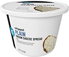 Amazon Brand - Happy Belly Original Whipped Cream Cheese Spread, 12 Ounce