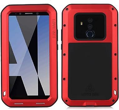 Feitenn Huawei Mate 10 Pro móvil, Cuerpo Entero Tanque Aluminio ...
