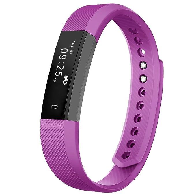 17 opinioni per Fitness Attività Tracker, YuanGuo® YG3 Bluetooth 4.0 Impermeabile Smart Band con