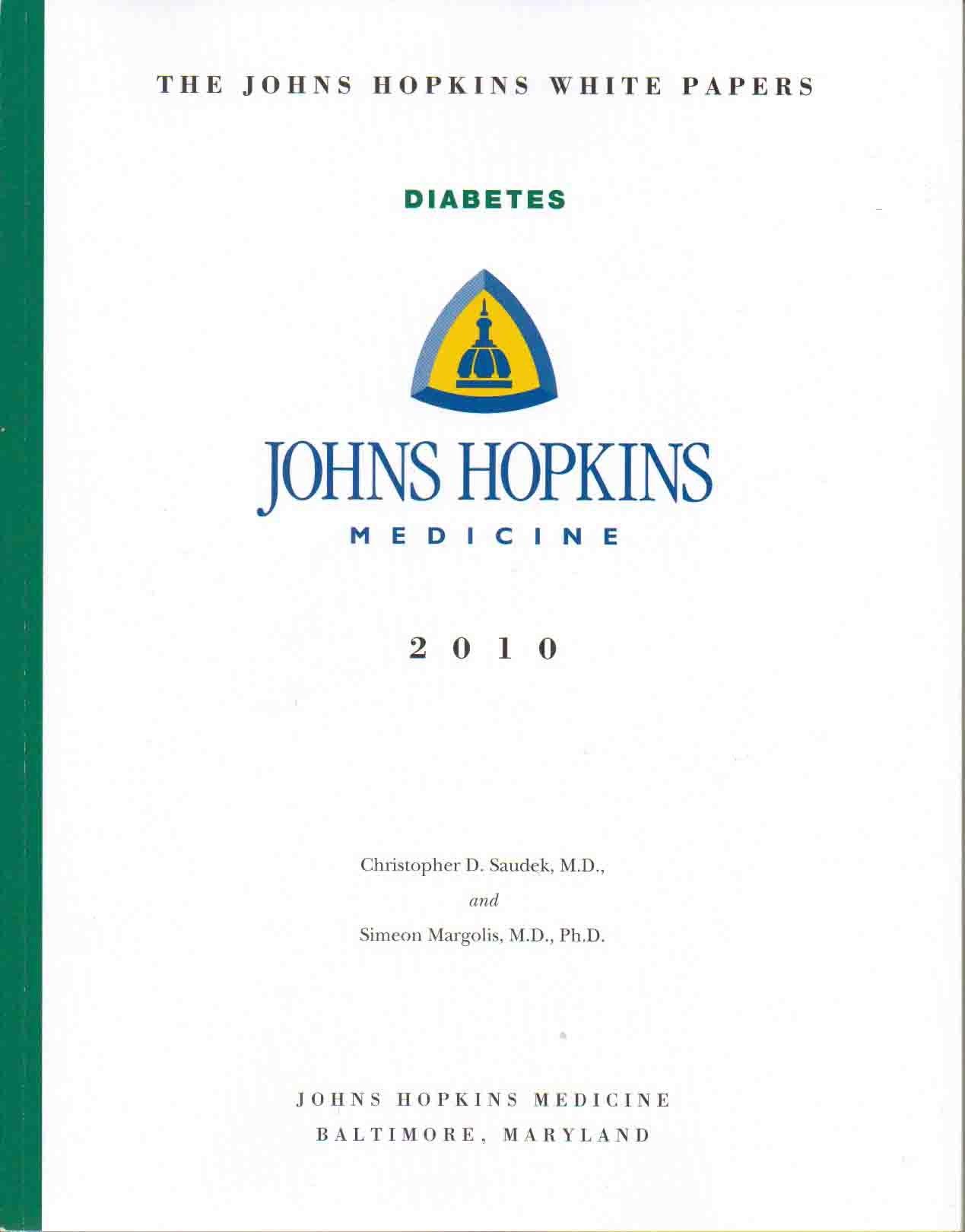 The Johns Hopkins White Papers: Diabetes PDF