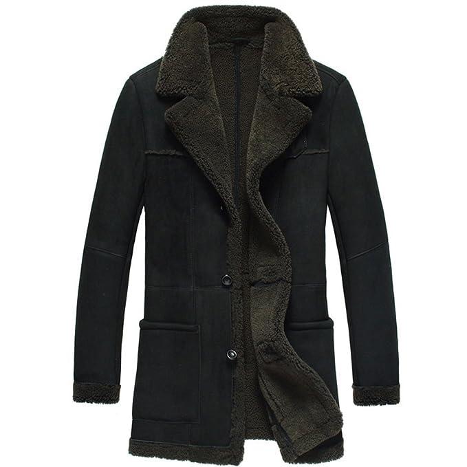 CW Malls Shearling Coat