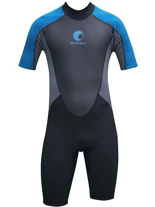 efeff72dda Odyssey 3mm Men s Shorty Wetsuit  Amazon.co.uk  Sports   Outdoors