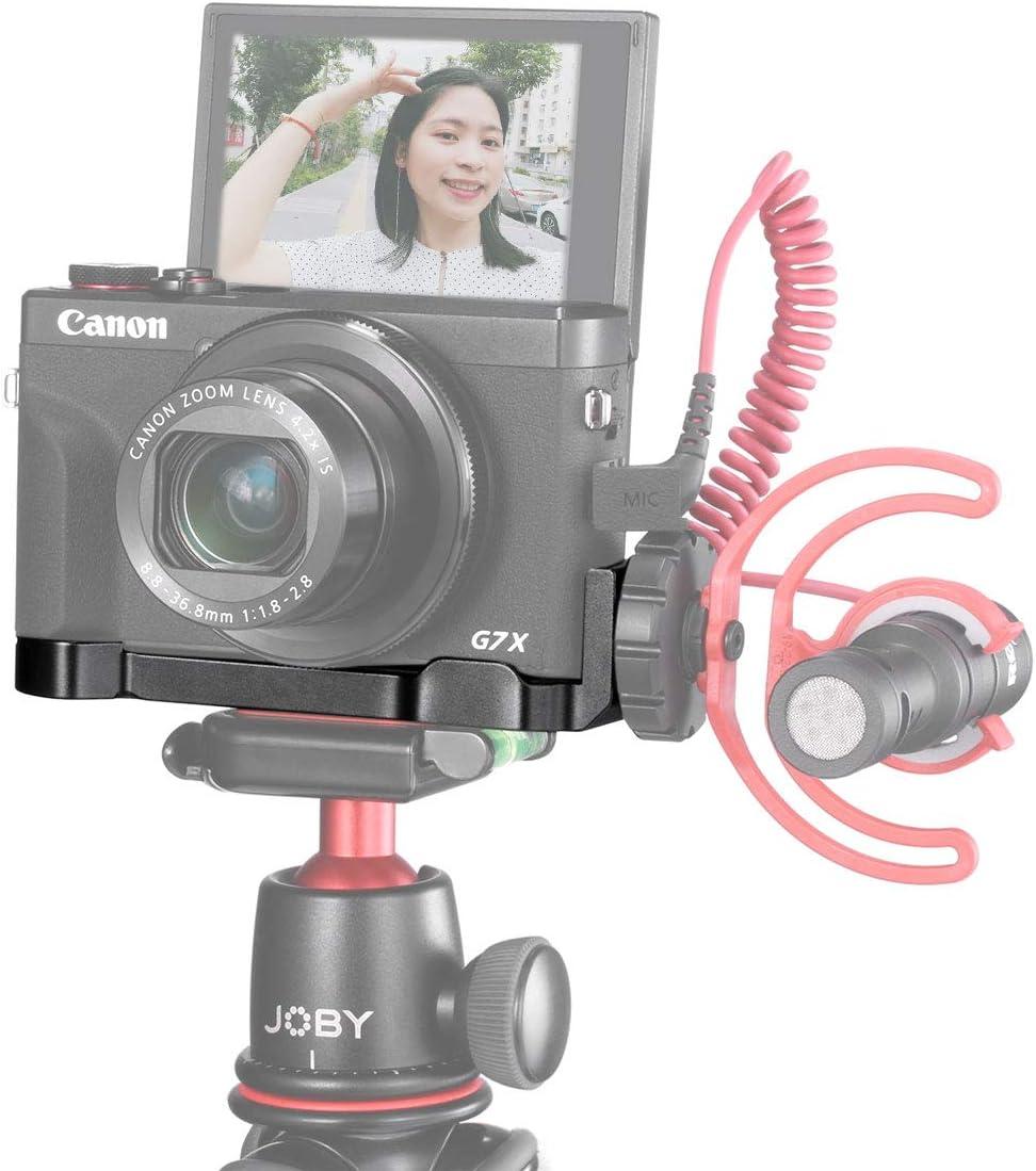 Uurig R016 C G7x Mark Iii Vlog Kamera Kamera