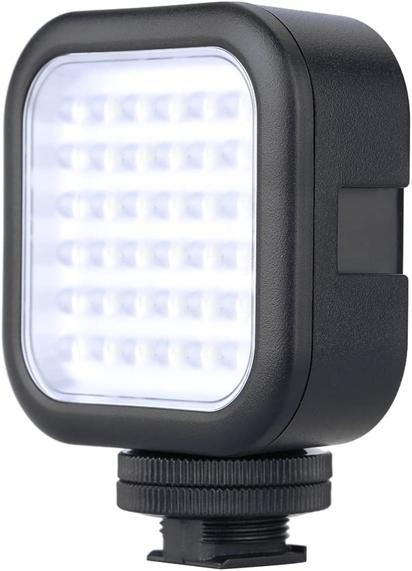 EVOLT E-510 EVOLT E-420 Powerful 36 LED Array Shoe Mount Adjustable LED Video Light for Olympus EVOLT E-410 EVOLT E-520 EVOLT E-450 EVOLT E-500 E-600 Cameras: Stackable LED Light Panel