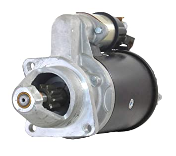 NEW STARTER MOTOR FITS INTERNATIONAL TRACTOR 681 784 884 ROW