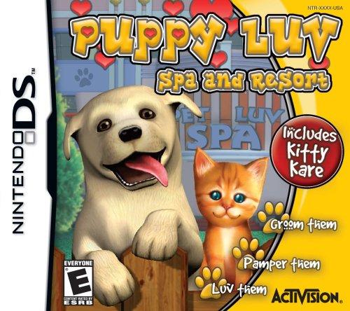 Puppy Luv Spa and Resort - Nintendo -
