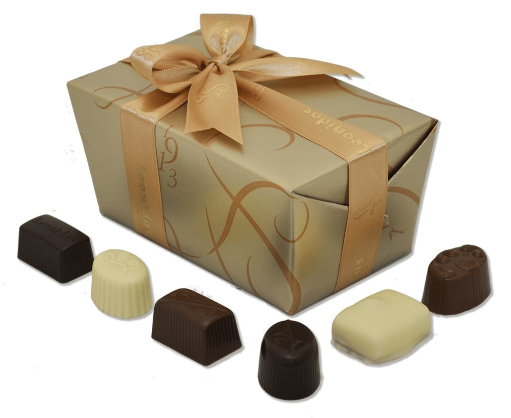 Leonidas Belgian Chocolates: 1.50 lb General Assortment