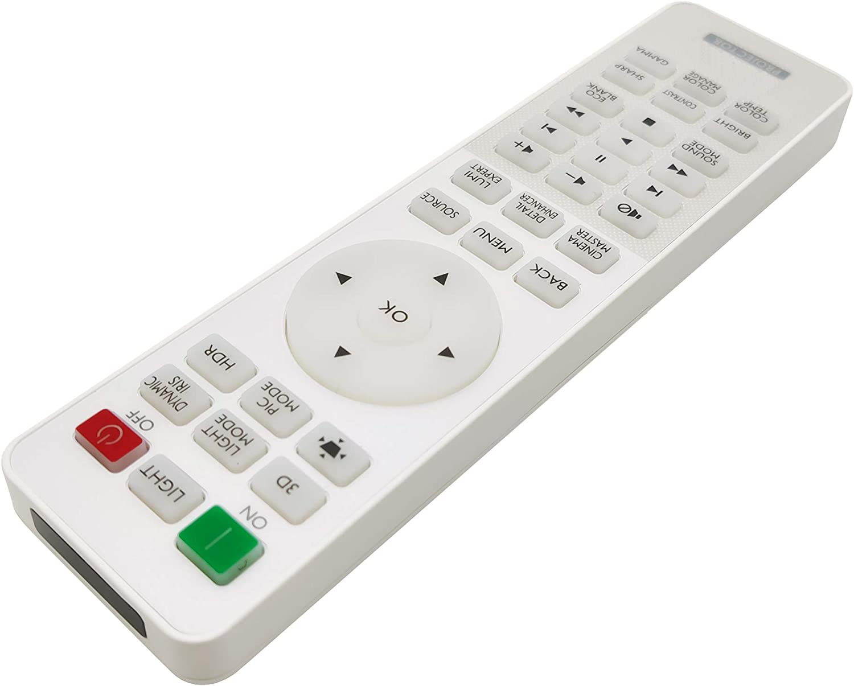 InTeching RCV015 - Mando a Distancia para proyector BenQ HT2550 ...