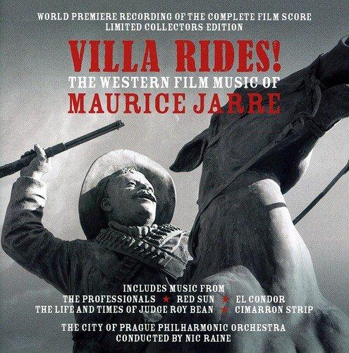 Villa Rides!: The Western Film Music of Maurice Jarre (Original Soundtrack)