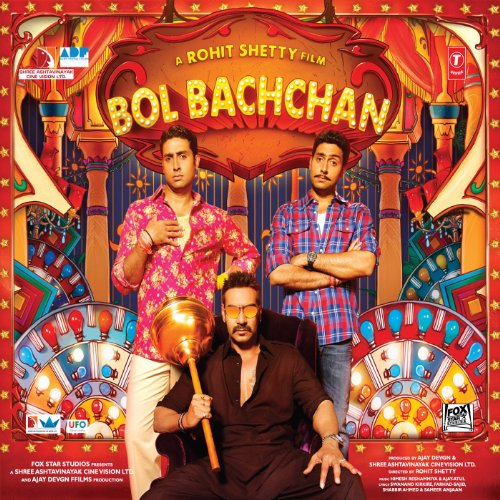 Bol Bachchan (2012) Movie Soundtrack
