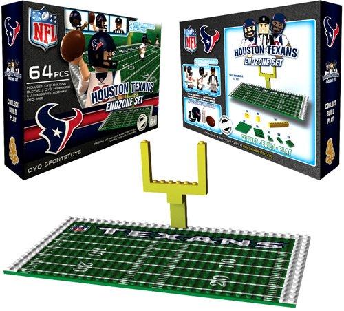 NFL Houston Texans Endzone Toy Set