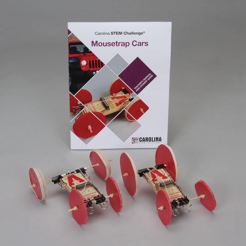 Carolina STEM Challenge: Mousetrap Cars Kit
