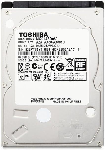 """Western Digital WD5000LPVX 500GB 5400RPM SATA6.0Gb//s 7mm Laptop 2.5/"""" Hard Drive"""