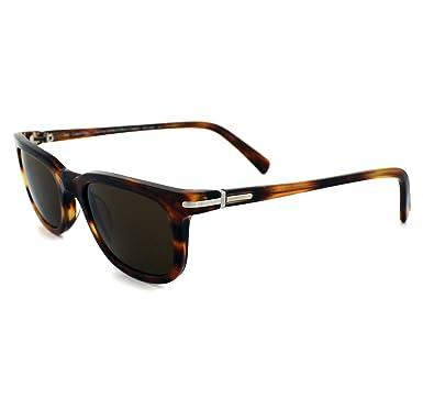 Amazon.com: Calvin Klein CK anteojos de sol CK7108S 215 Miel ...