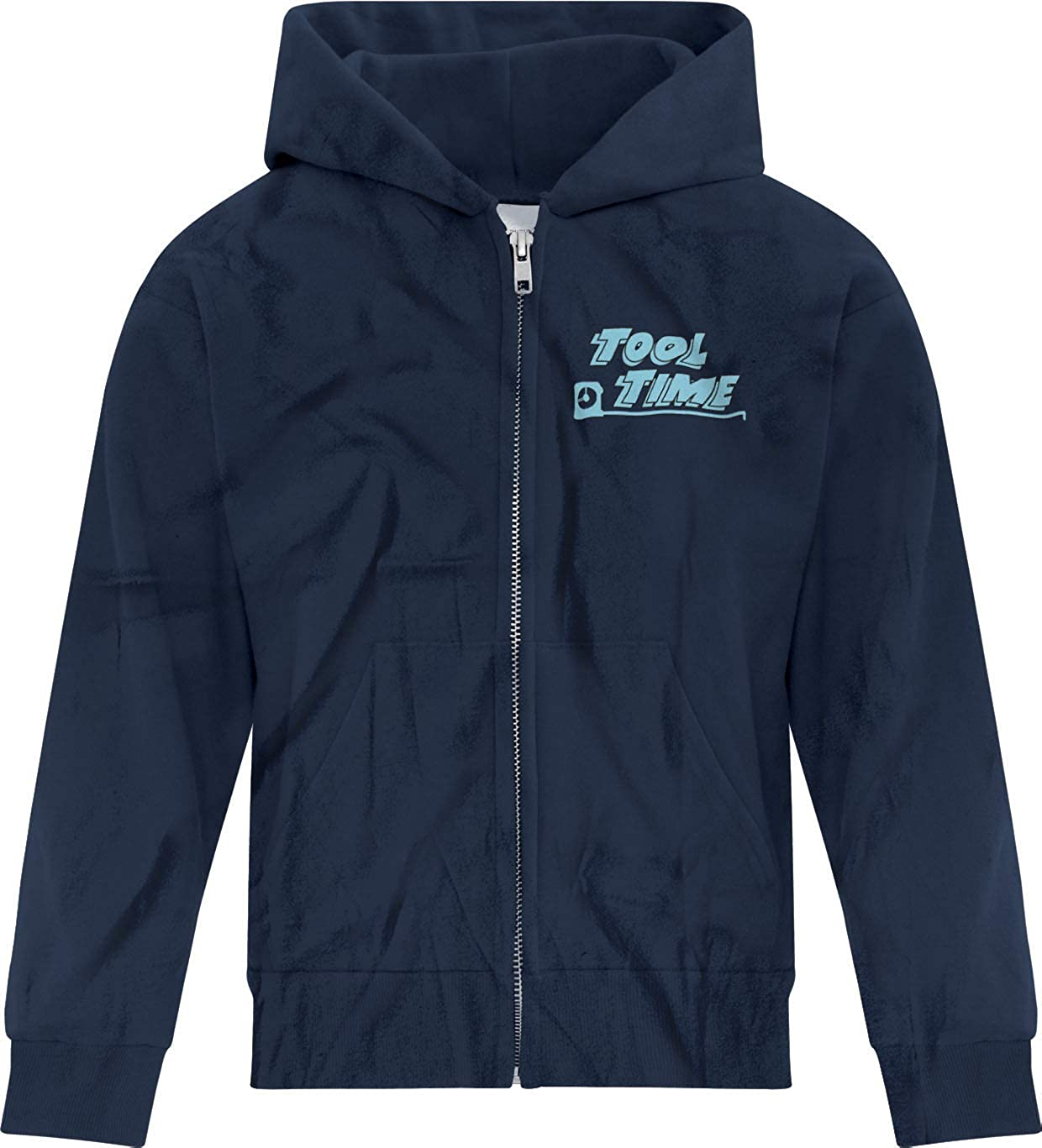 BSW Youth Boys Tool Time Home Improvement Tim The Toolman Taylor Zip Hoodie